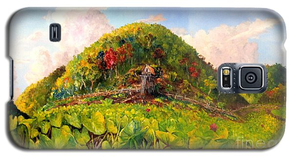 Taro Garden Of Papua Galaxy S5 Case