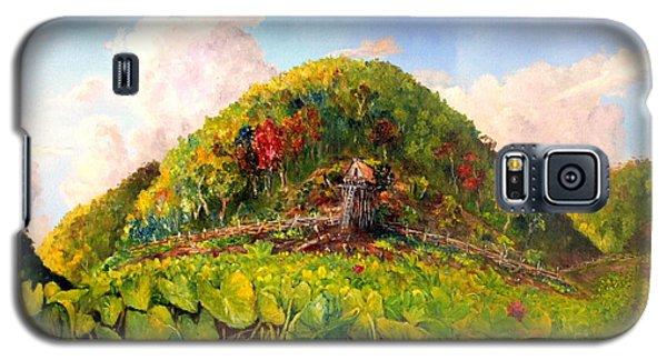 Taro Garden Of Papua Galaxy S5 Case
