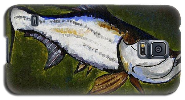 Tarpon Fish Galaxy S5 Case