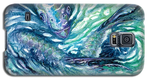 Tarpon Frenzy Galaxy S5 Case