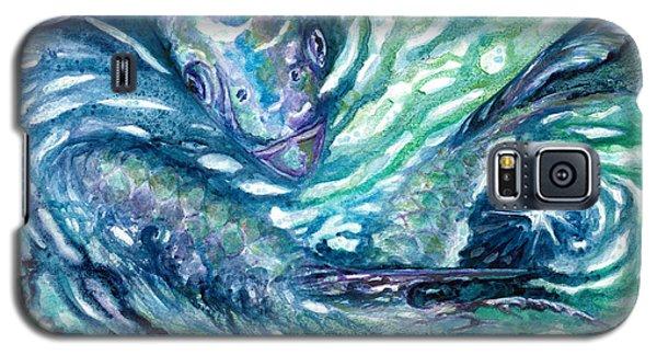 Tarpon Frenzy Galaxy S5 Case
