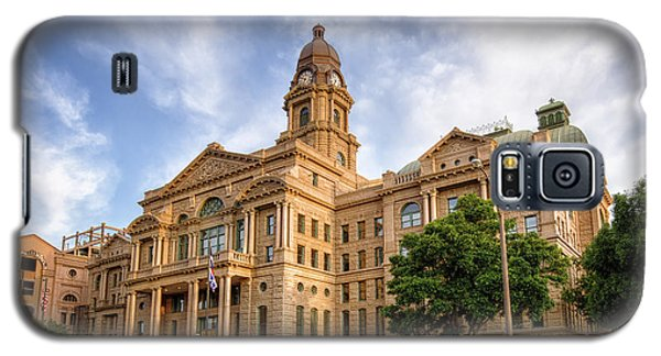 Tarrant County Courthouse II Galaxy S5 Case