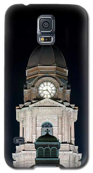 Tarrant County Courthouse V2 020815 Galaxy S5 Case