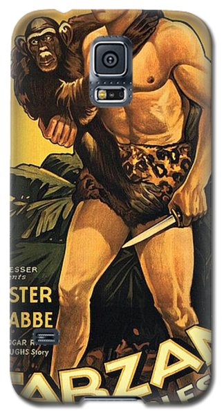 Tarzan The Fearless  Galaxy S5 Case