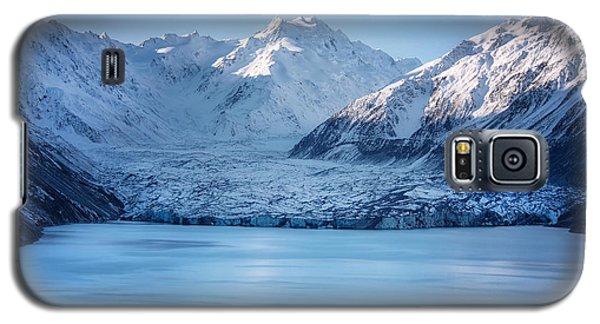 Tasman Glacier Nz Galaxy S5 Case