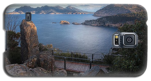 Galaxy S5 Case featuring the photograph Tasmania The Beautiful State by Kim Andelkovic