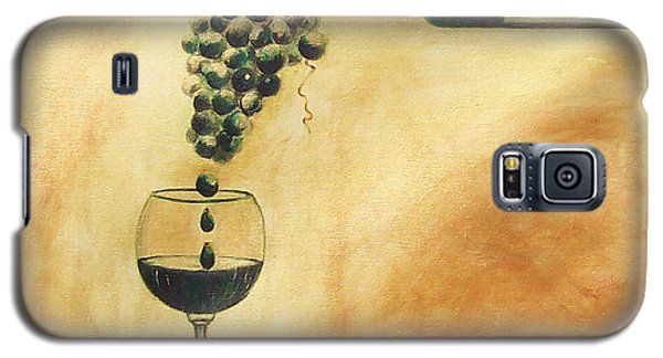 Taste Of Life Galaxy S5 Case by Sheri  Chakamian