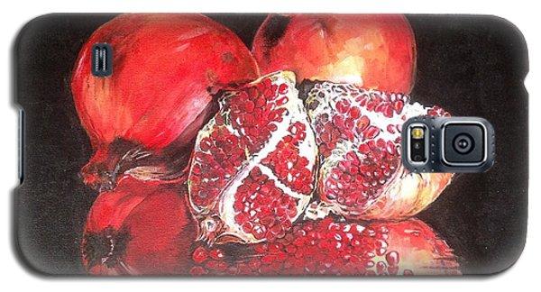 Taste Of Red Galaxy S5 Case