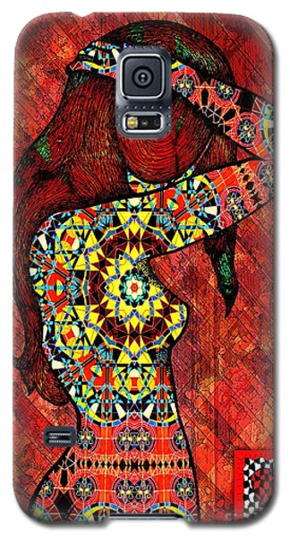 Tattoo Galaxy S5 Case