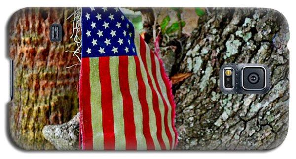 Tattered America Galaxy S5 Case