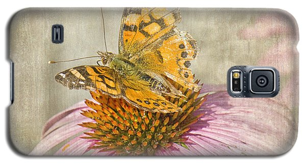 Tattered Butterfly Galaxy S5 Case