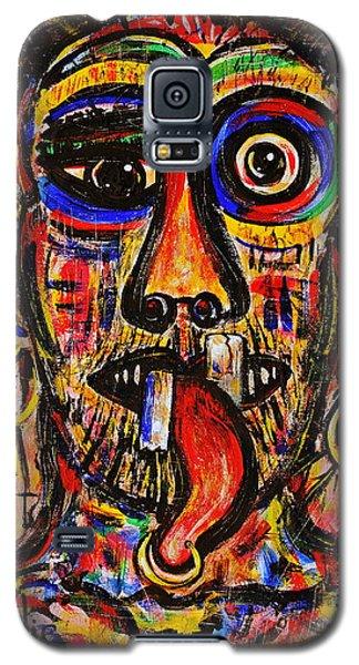 Tattooist Galaxy S5 Case by Natalie Holland