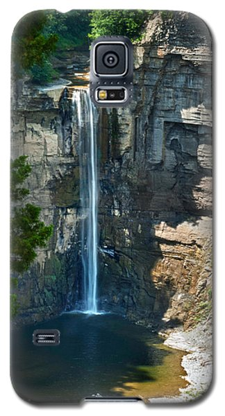 Taughannock Falls Galaxy S5 Case by Christina Rollo
