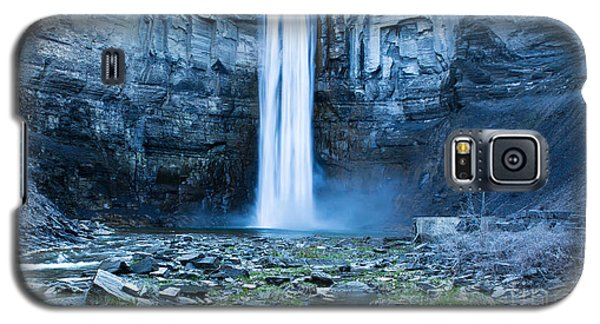 Taughannock Falls In Spring Galaxy S5 Case