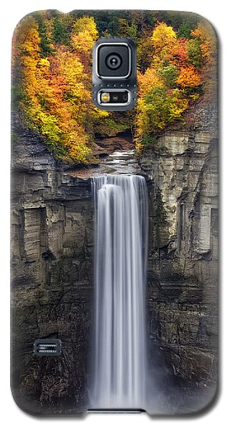 Taughannock Galaxy S5 Case by Mark Papke