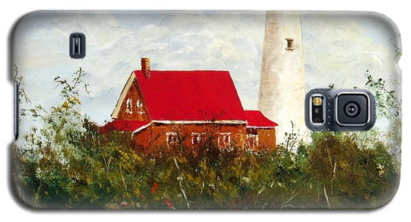 Galaxy S5 Case featuring the painting Tawas by Lee Piper