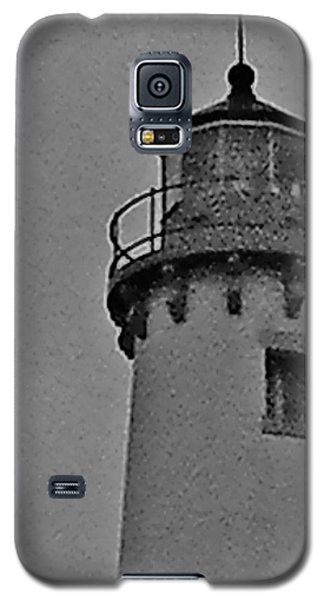 Galaxy S5 Case featuring the photograph Tawas Point In The Rain by Daniel Thompson