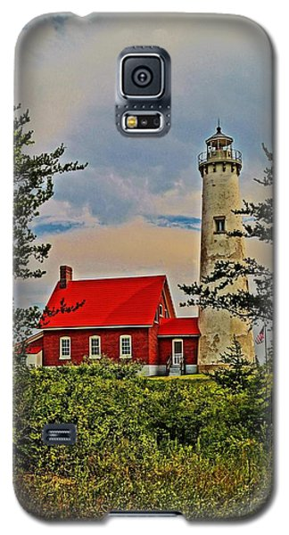 Tawas Point Light Retro Mode Galaxy S5 Case