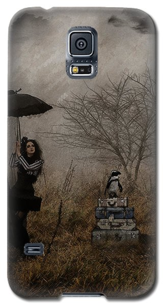 Taxi? Galaxy S5 Case by Galen Valle