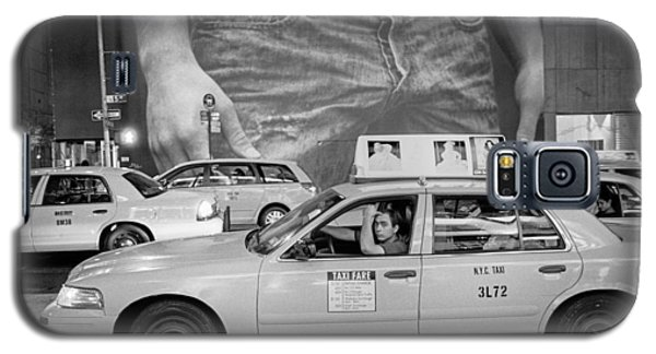 Taxis On Fifth Avenue Galaxy S5 Case