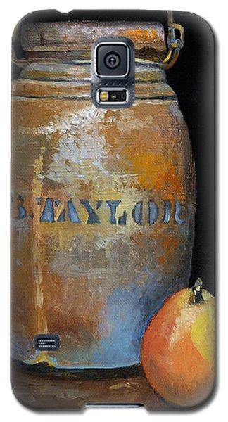 Taylor Jug With Pear Galaxy S5 Case