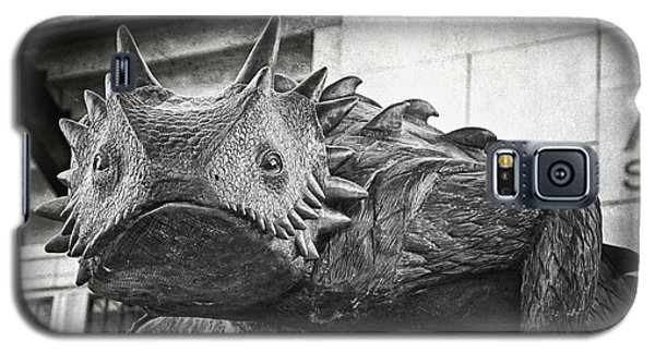 Tcu Horned Frog 2014 Galaxy S5 Case by Joan Carroll