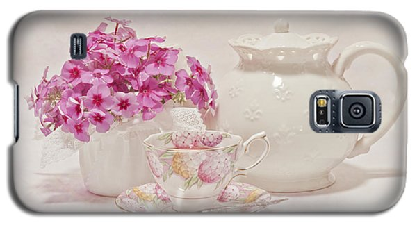 Tea For You Galaxy S5 Case by Sandra Foster