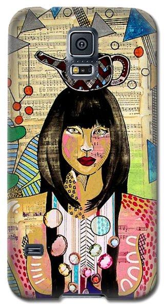 Tea Pot Hot Galaxy S5 Case by Amy Sorrell