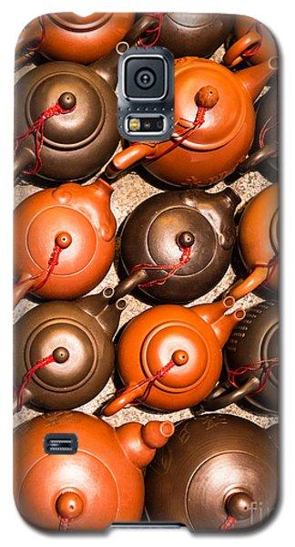 Tea Pots Galaxy S5 Case