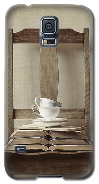 Galaxy S5 Case featuring the photograph Tea Tales by Amy Weiss
