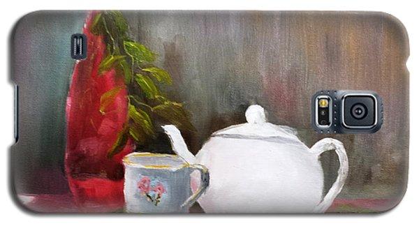 Tea Time - Still Life Galaxy S5 Case