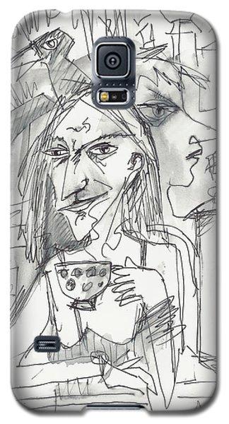 Tea Time 1 Galaxy S5 Case