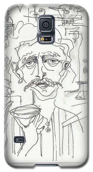 Tea Time 2 Galaxy S5 Case