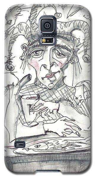 Tea Time 3 Galaxy S5 Case