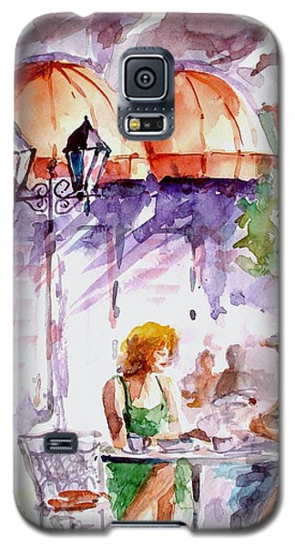 Tea Time...  Galaxy S5 Case by Faruk Koksal