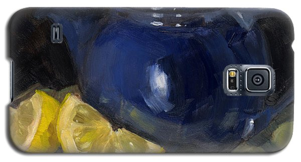 Tea Toddlers Galaxy S5 Case by Nancy  Parsons