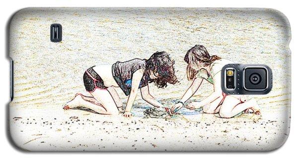 Team Work Galaxy S5 Case