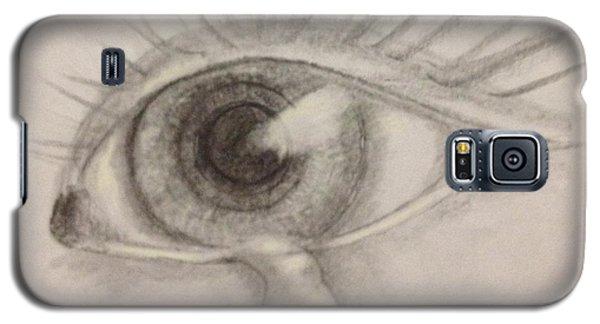 Tear Galaxy S5 Case by Bozena Zajaczkowska