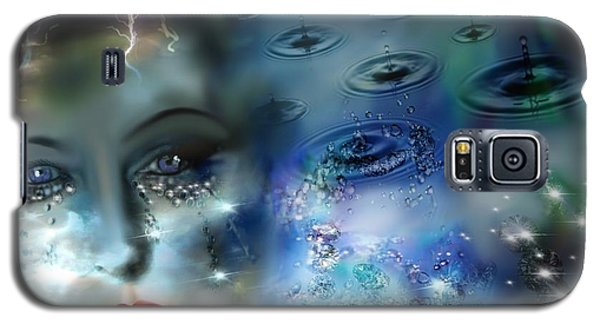 Tears As Diamonds Galaxy S5 Case