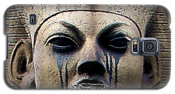Galaxy S5 Case featuring the photograph Tears Faraon by Yury Bashkin