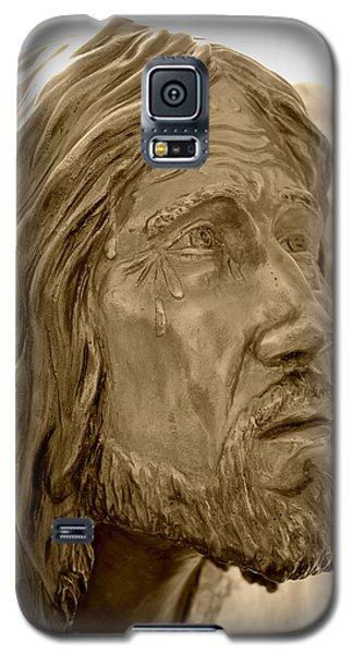 Tears Of Jesus Galaxy S5 Case