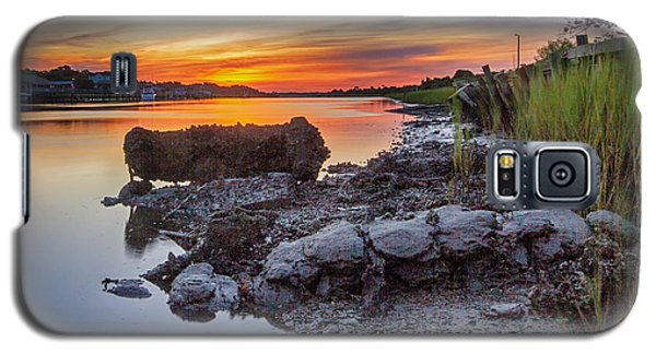 Technicolor Sunrise Galaxy S5 Case