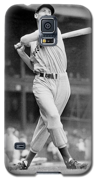 Ted Williams Swing Galaxy S5 Case