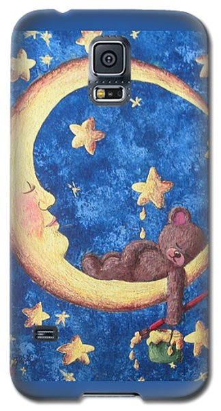 Teddy Bear Dreams Galaxy S5 Case