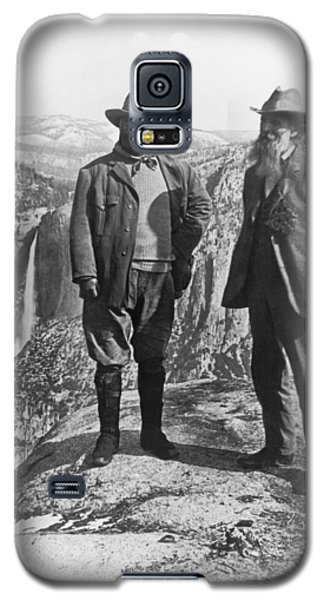 Teddy Roosevelt And John Muir Galaxy S5 Case