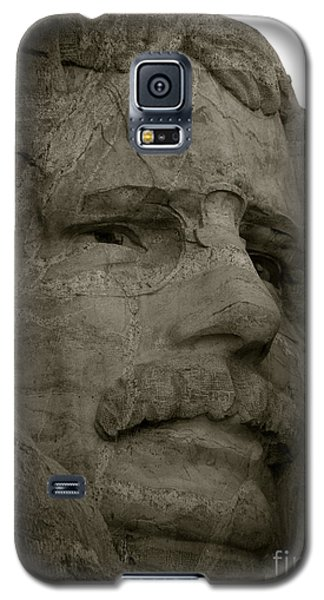 Teddy Roosevelt In Black And White Galaxy S5 Case
