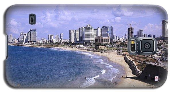 Tel Aviv Beach Galaxy S5 Case