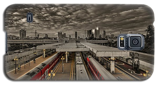 Tel Aviv Central Railway Station Galaxy S5 Case