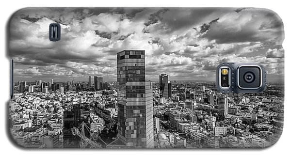 Tel Aviv High And Above Galaxy S5 Case