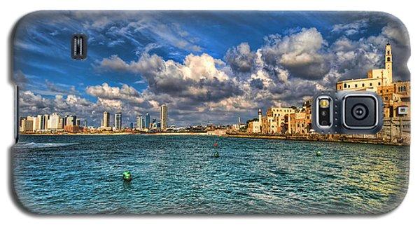 Tel Aviv Jaffa Shoreline Galaxy S5 Case